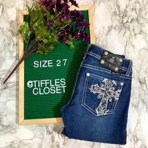 Miss Me Jeans | Size 27 Skinny
